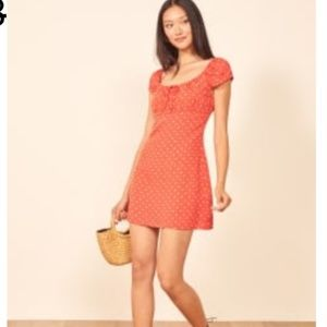 NWT Reformation Maison dress